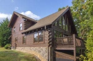 Smoky Mountain Escape Pigeon Forge cabin